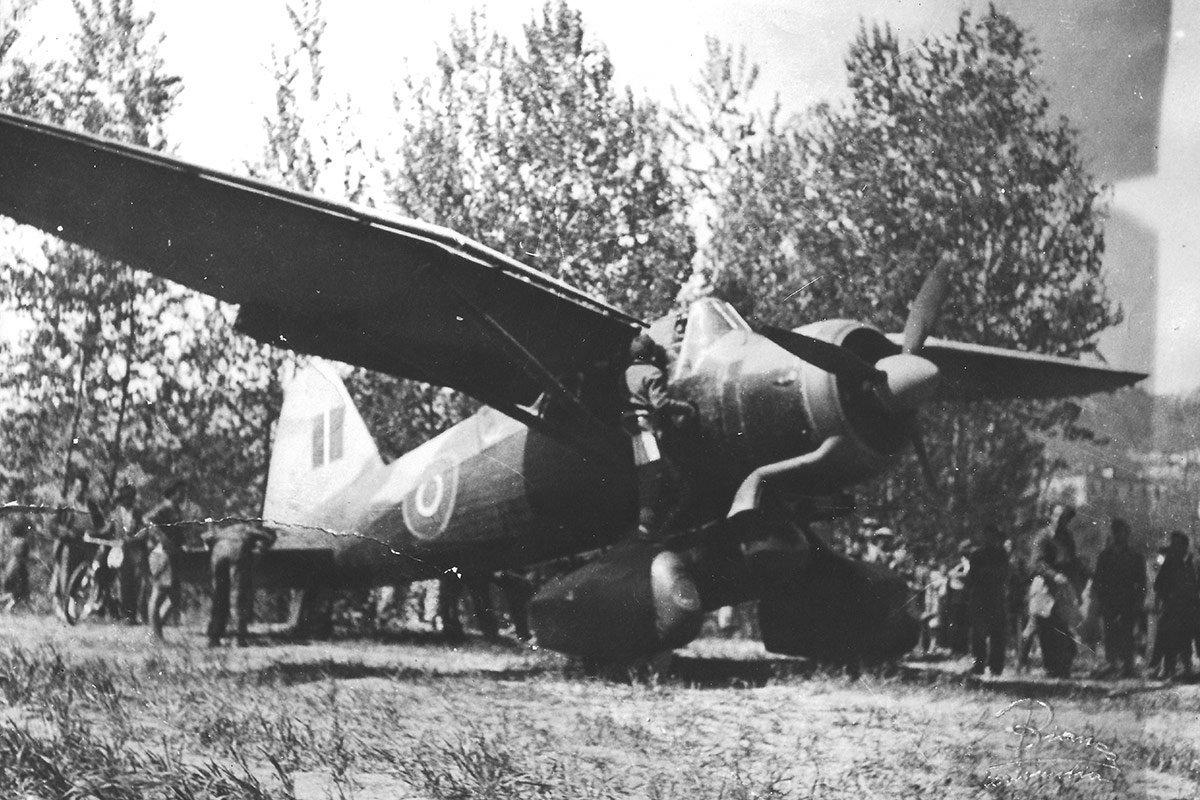 Aeroporto partigiano Excelsior (costruito sui terreni Cavallero)