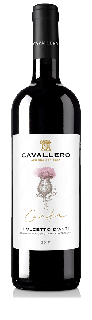 Dolcetto d'Asti DOC Cardin - Cavallero Vini