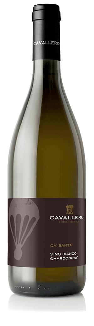 Chardonnay Ca' Santa - Cavallero Vini
