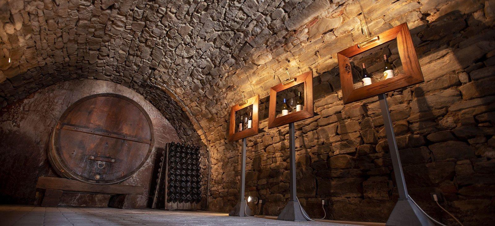 La nostra cantina di Vesime (AT) | Cavallero Vini