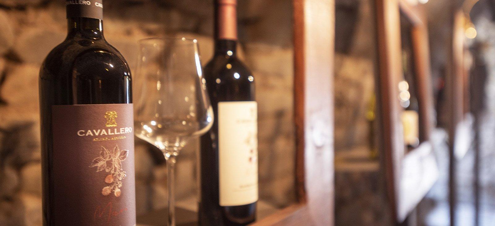 La filosofia Cavallero: ogni vino prodotto è una promessa