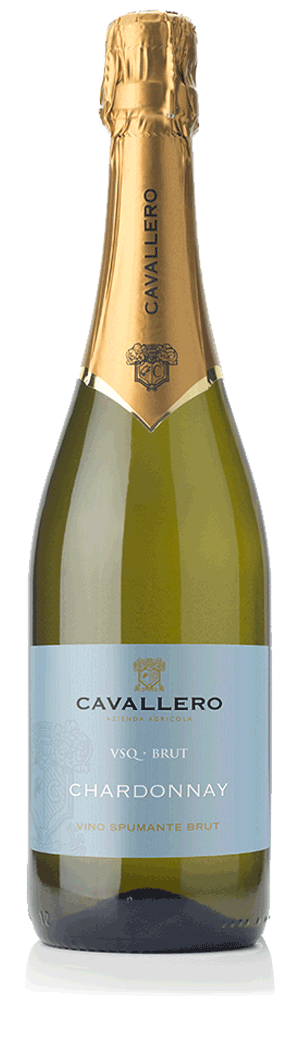 Chardonnay Spumante Brut - Cavallero Vini